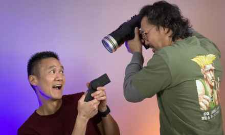 LED vs Flash for Photography
