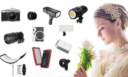Fujifilm Wedding Photographer's Gear