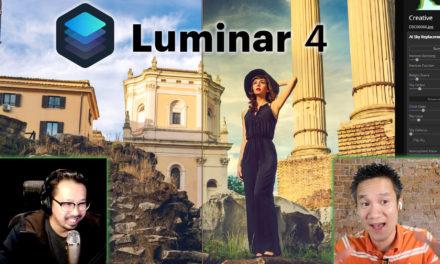 Advanced Luminar 4 Demo