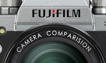 Fuijifilm X-series Explanation