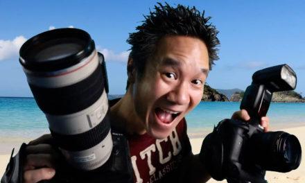 Canon Wedding Photographer's Gear