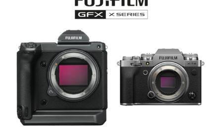Fujifilm GFX and Fujifilm XT4 use the same sensor?