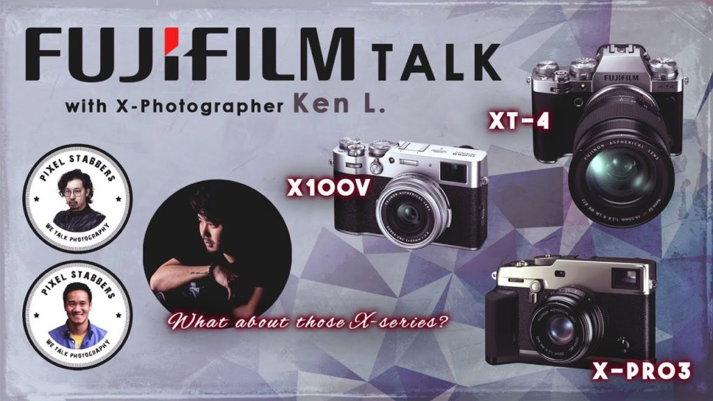 Fuji X series Camera Comparison