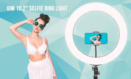 GIM Selfie Ring Light