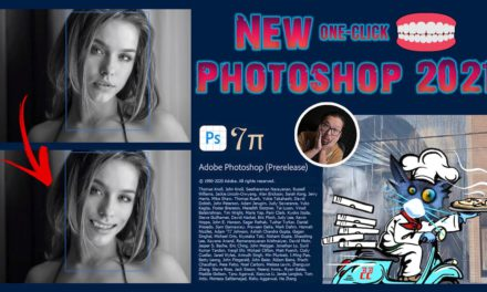 Photoshop 2021 features