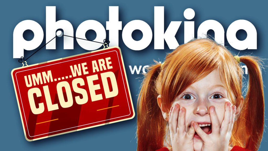 Photokina is Closed after over 70 years!