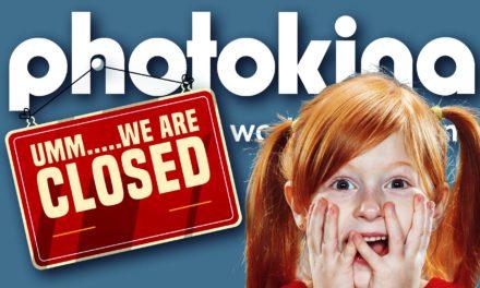 Photokina closes after 70 years!