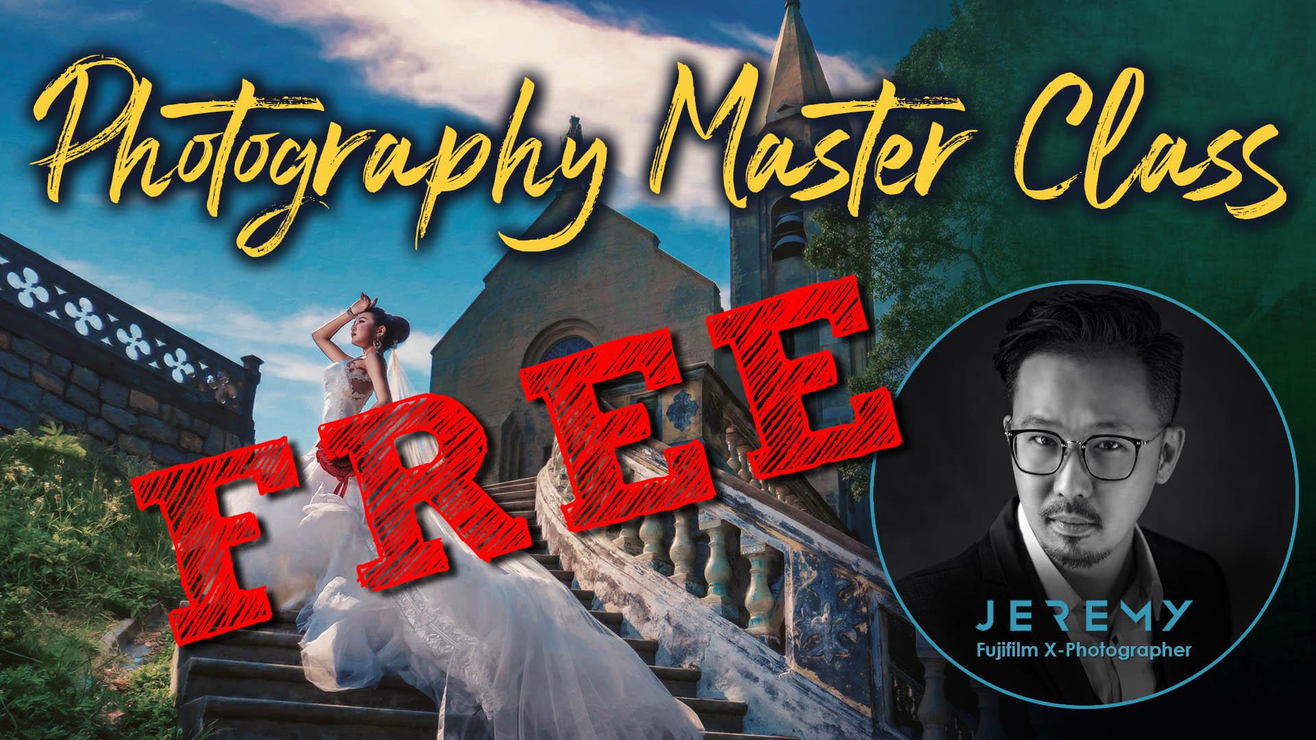 Photography Masterclass Workshop