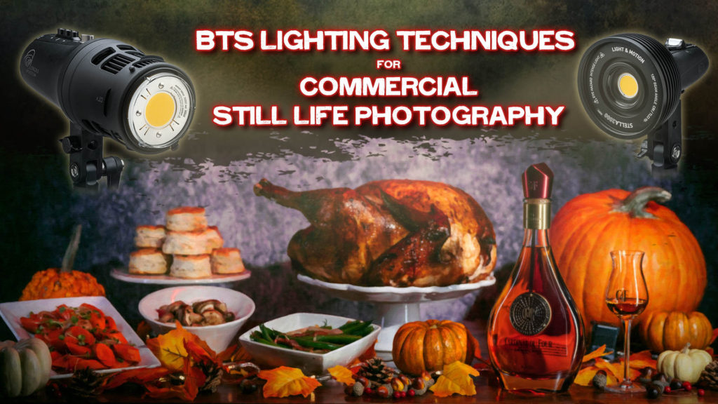 Lighting Techniques for Still Life Photography