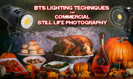 BTS Lighting Techniques for Still Life Photography