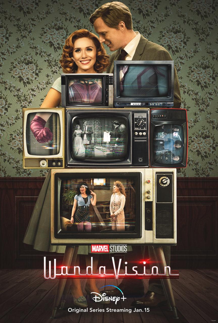 Wanda Vision mini series