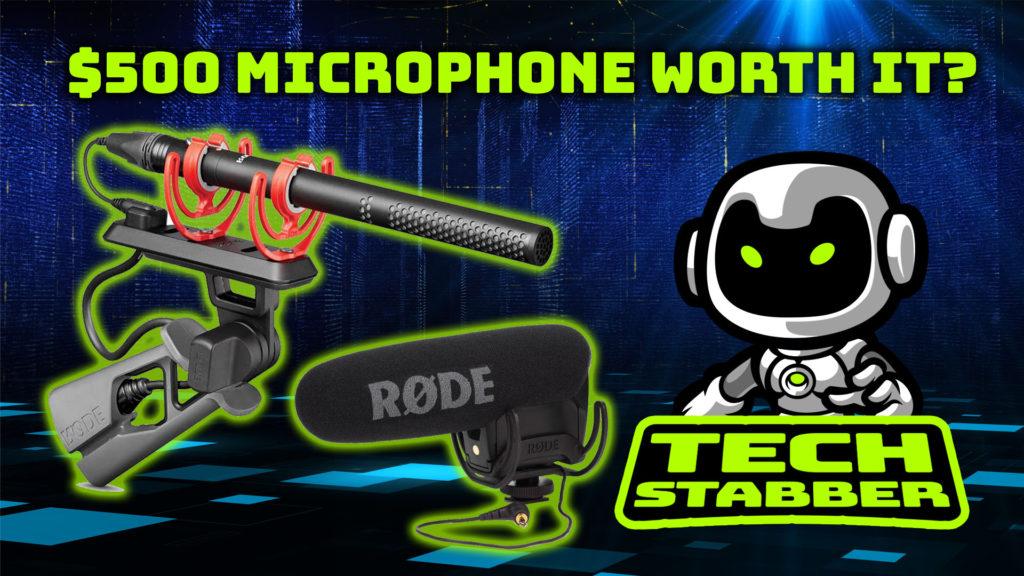 Rode VideoMic Pro vs Rode NTG5 Microphones