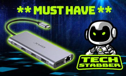 USB-C Hub for M1 Mac