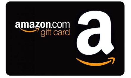 Amazon Giftcard Giveaway #2