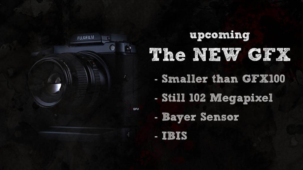 A New Fujifilm GFX is coming!!!