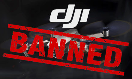 Chinese drone company DJI added to U.S. government blacklist