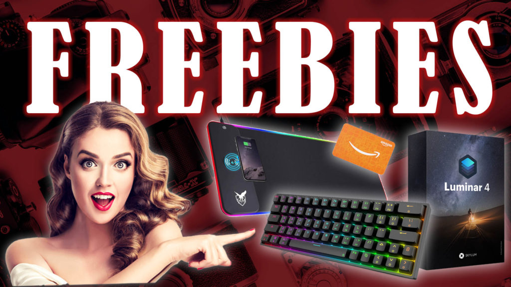 Freebies and Giveaways Contest and Raffles