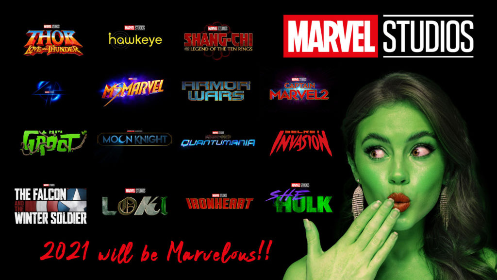 Every Marvel Movie and Disney+ Show Release Date