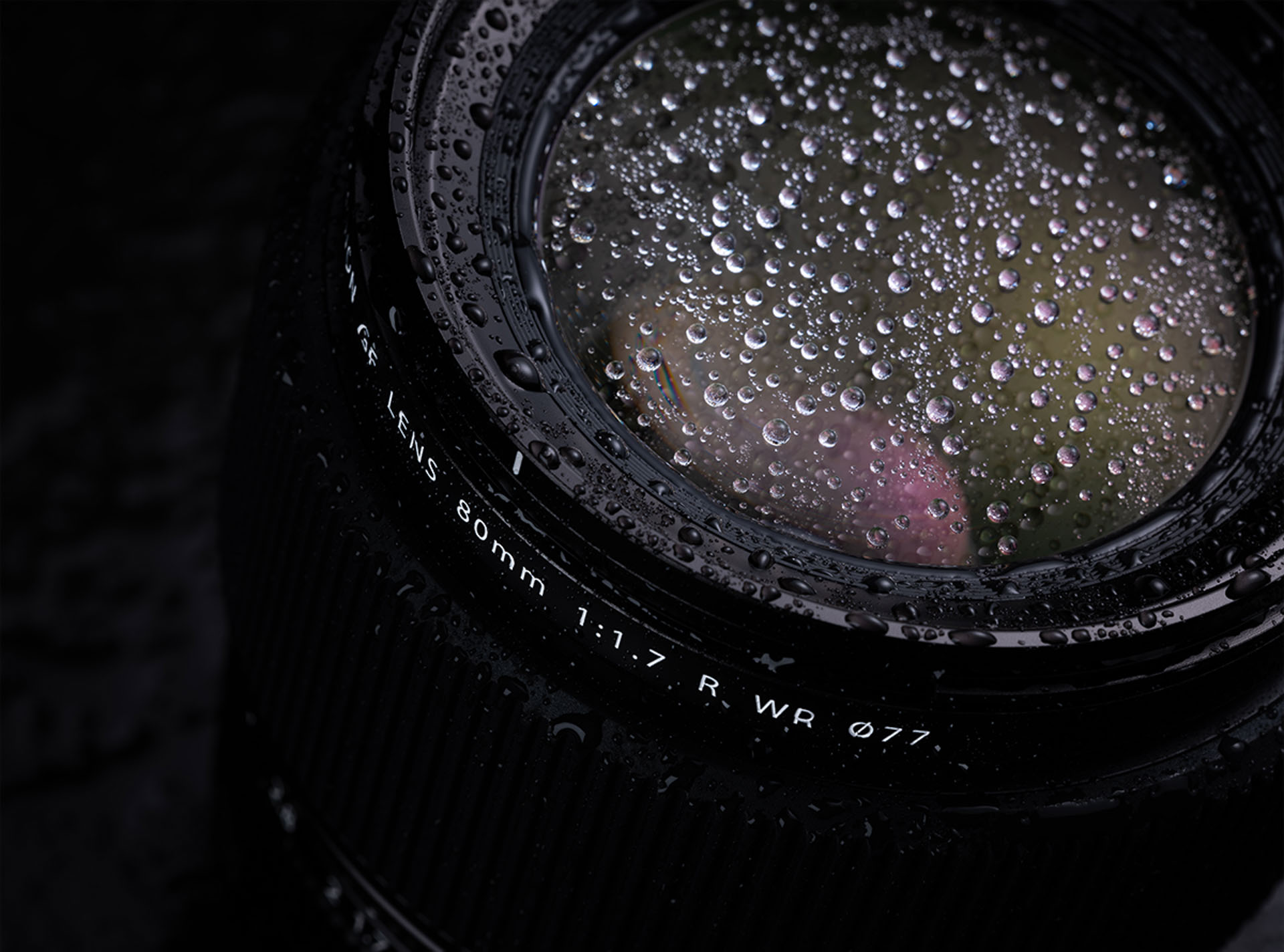 GF80mm f1.7 WR