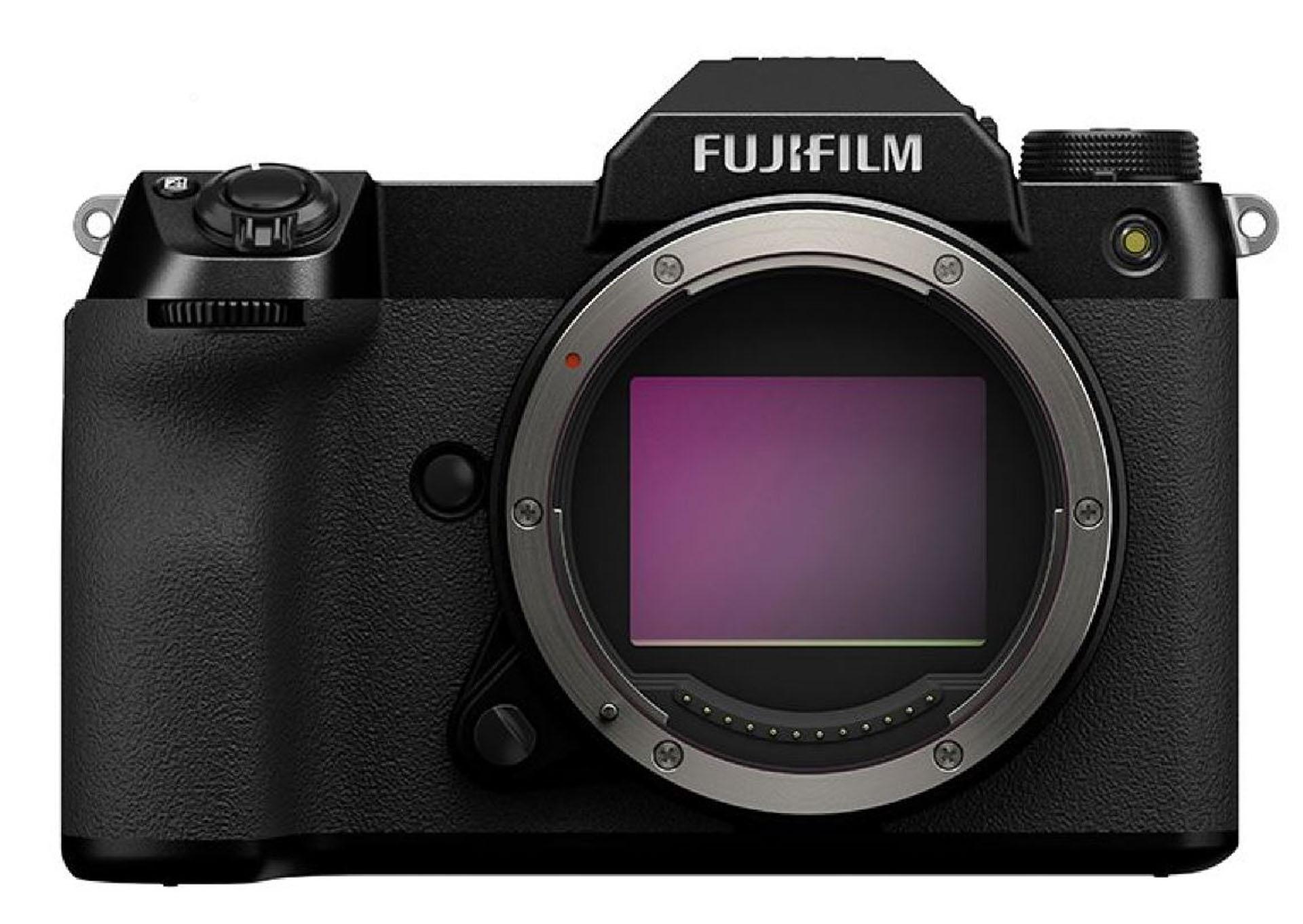 Fujifilm GFX100s 102 MP sensor
