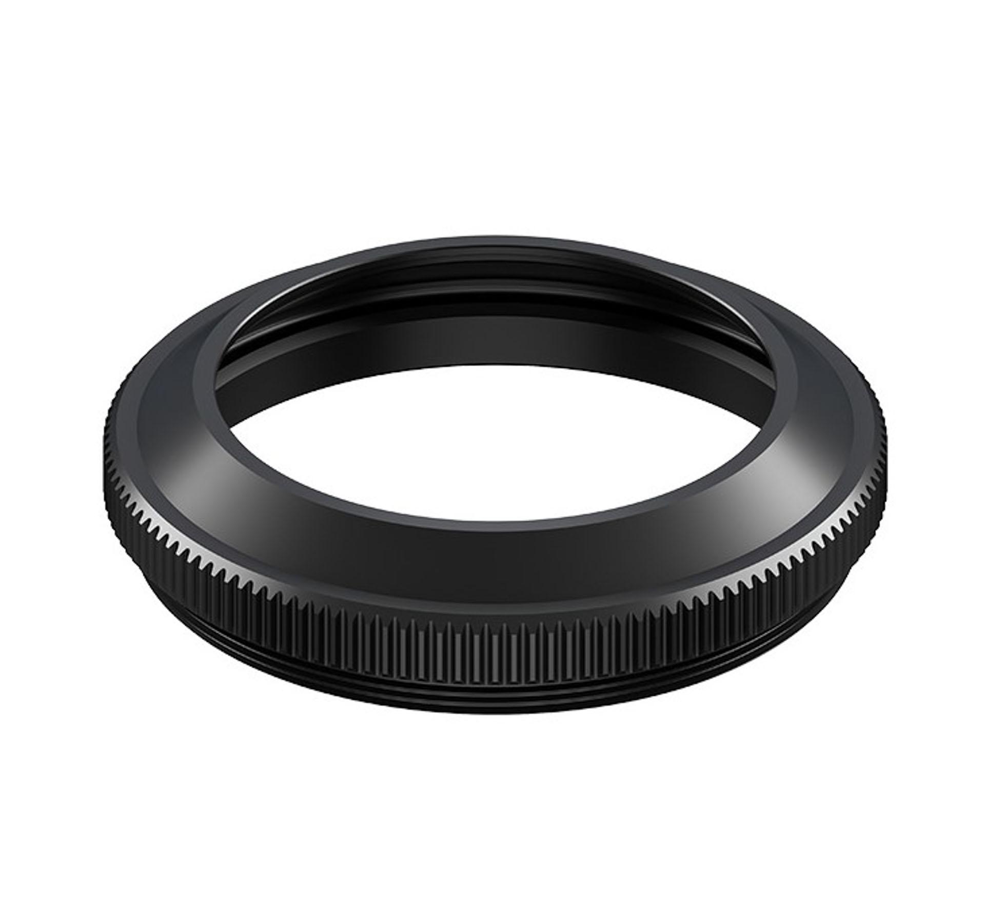 Fujifilm XF27mm lens hood