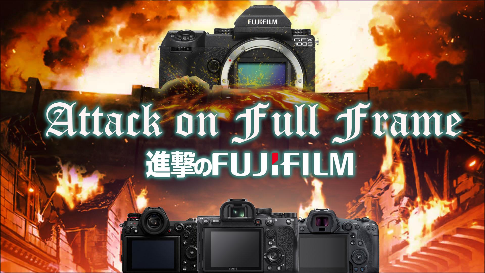 attack on full frame