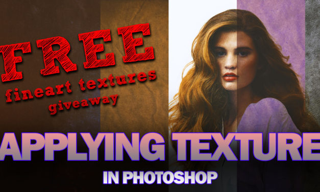 why apply textures into your photo