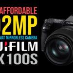 FUJIFILM GFX100S full specs and MORE!