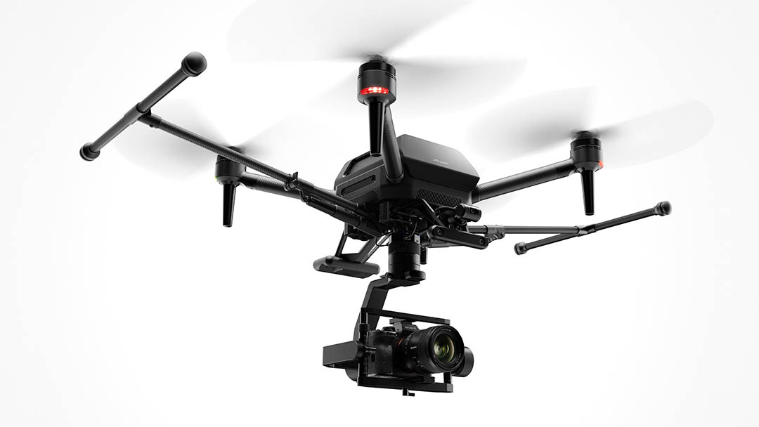 sony airpeak picture